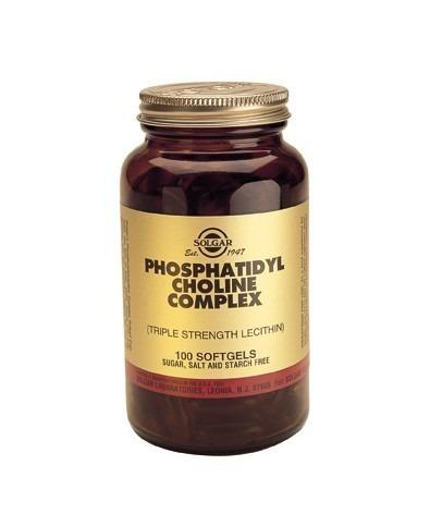 Solgar Fosfatidylkolin kapslar