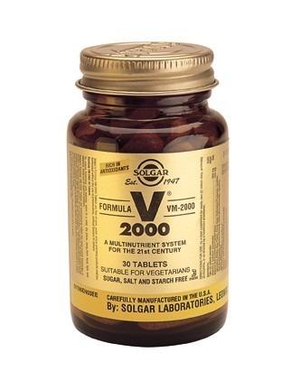 Solgar VM 2000 90 tabletter